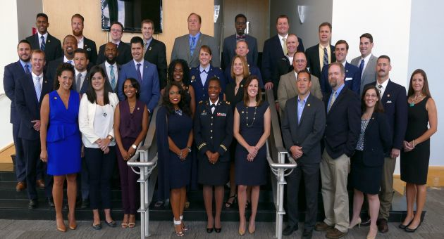 Congratulations to the 2016 40 Under 40 Class!