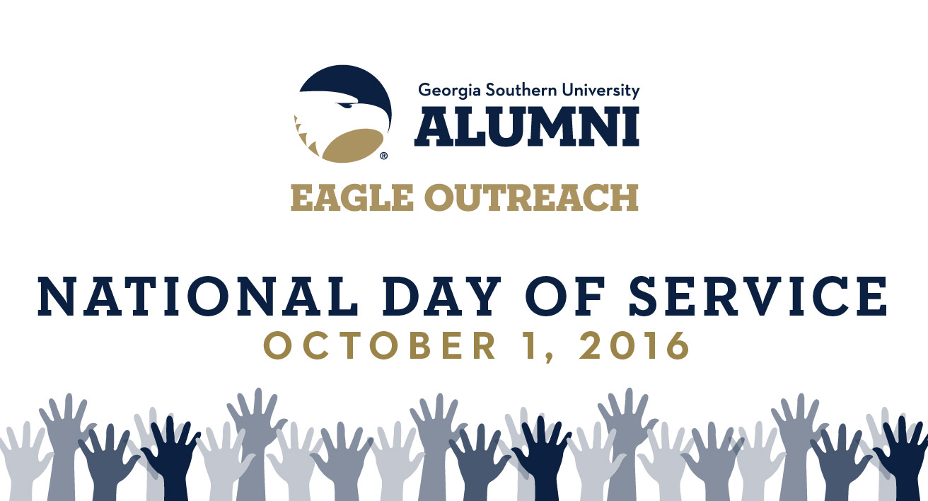 National Day of Service is October 1st